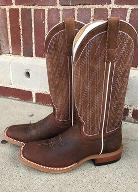 Anderson Bean Horsepower Honey Crazy Horse Boot