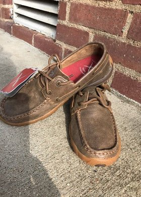 Twisted X Twisted X Boat Shoe