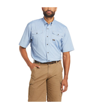 Ariat Intl Rebar Made Tough Vent Shirt 10035520