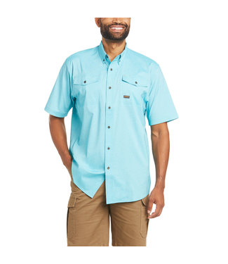 Ariat Intl Rebar Made Tough Vent Shirt 10035518