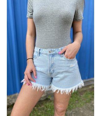Vervet Bec Highrise Shorts