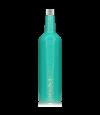 brumate Winesulator Glitter Peacock