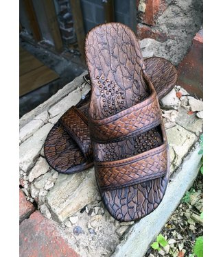 Pali Hawaii The Jandal Brown