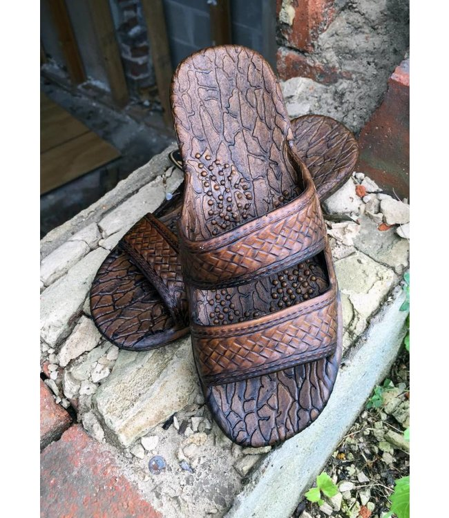 23112b912 Pali Hawaii The Jandal Brown - Diamond T Outfitters