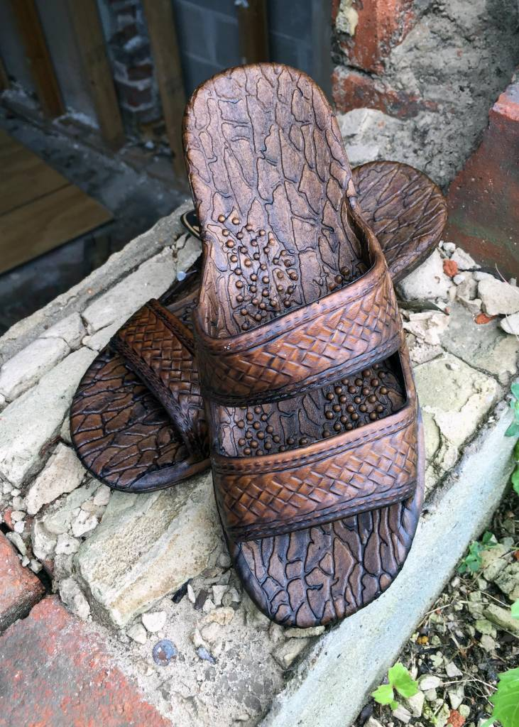 The Jandal Brown