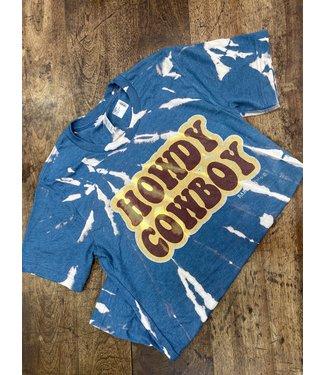 Ranch Swag Howdy Cowboy Tie Dye