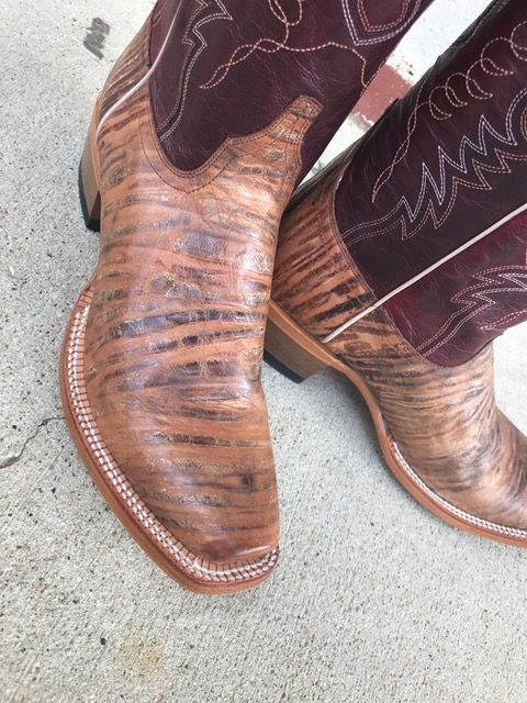 Cinch Cinch Oak Tan Boot
