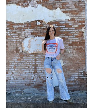Diamond T Outfitters American Tee