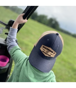 Diamond T Outfitters The Tack Cap Youth