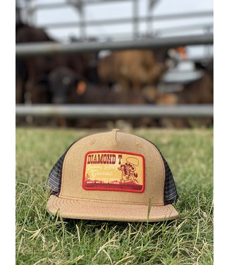 Diamond T Outfitters Roped In Cap