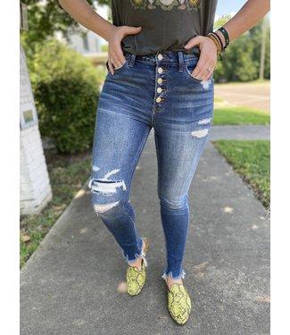 Vervet Parkside Ankle Skinny