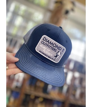 Diamond T Outfitters The Playboy Cap