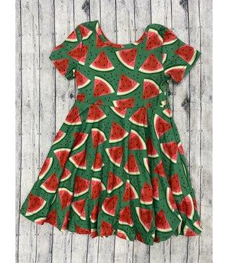 Diamond T Outfitters Watermelon Dress