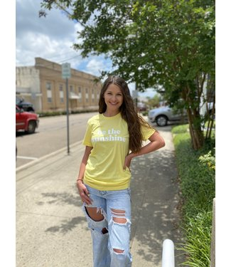 Diamond T Outfitters Be The Sunshine Tee