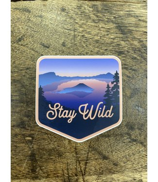 stickers NW Sunset Lake Decal