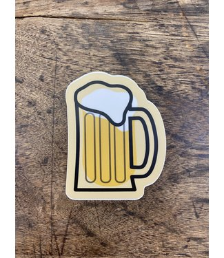 stickers NW Beer Decal