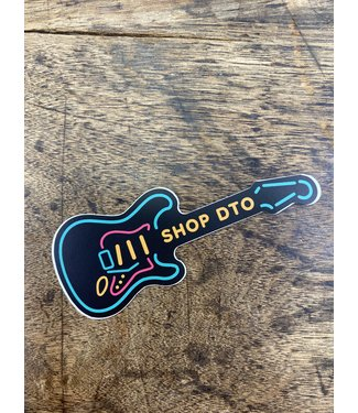 stickers NW Electric Guitar