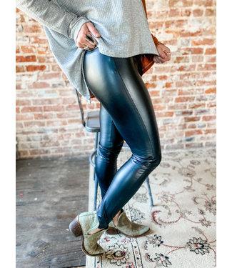 Entro Inc The Sandy Leather Legging