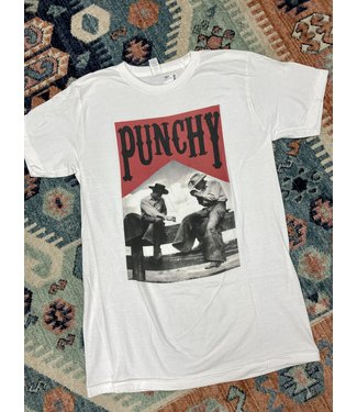 Turquoise Haven Ol' Punchy Tee
