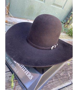 American Hat Co American Black Cherry 7X Felt