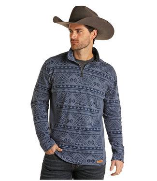Panhandle Slim Mens 1/4 Zip Pullover 91-1034