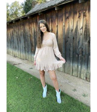 Peach Love California The Mel Dress
