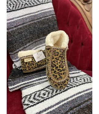 M&F Western Kate Fur Ankle Slipper