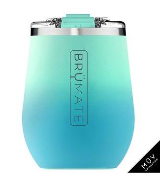 brumate UNcork'd XL Wine Tumbler Seaglass
