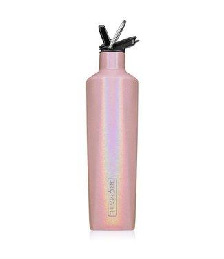 brumate Rehydration Bottle Glitter Blush