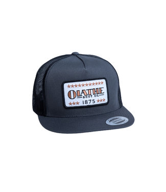 Red Dirt Hat Co RDHC196 Olathe Charcoal