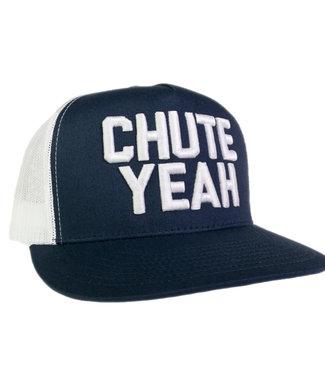 Dale Brisby Chute Yeah Navy/White