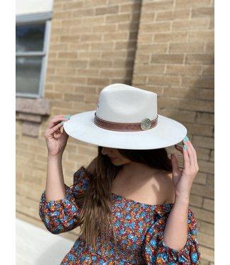 Charlie 1 Horse White Sands Hat
