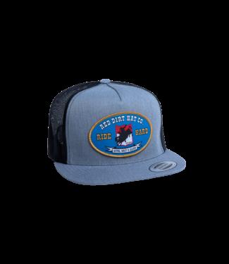 Red Dirt Hat Co RDHC202 Bucking Buffalo