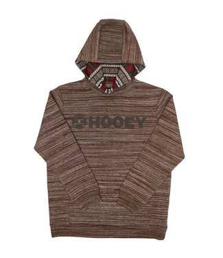 Hooey Lock Up Hoodie HH1177BR Youth