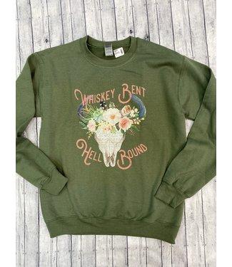 lattimore Claim Whiskey Bent Sweater