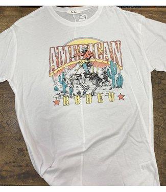 tres bien American Rodeo Tee