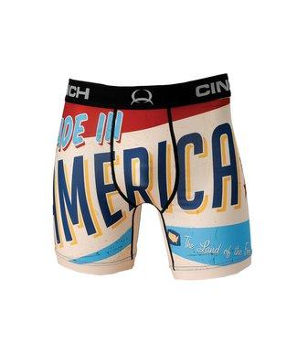 cinch America Boxer Brief MXY6009010
