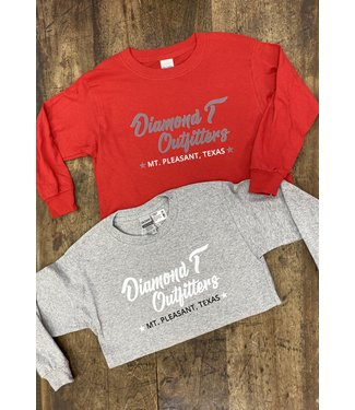 Diamond T Outfitters Youth Diamond T Stars Comfort Tee