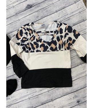 Kids Charm Online The Cheetah Block Sweater