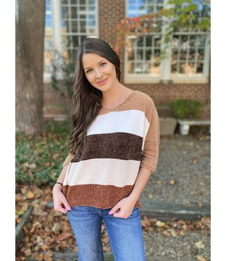 she & sky The Sands Sweater SL8817R2