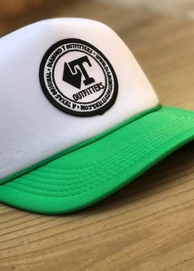 Diamond T Outfitters Green Glory Cap