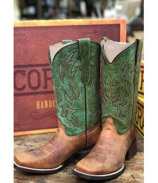 Corral Boot Co Corral Honey Crisp Teen Boot