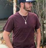 Diamond T Outfitters The Core Crew Maroon