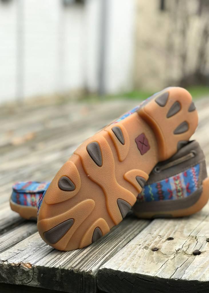 Twisted X Twisted X Serape Boat Shoe