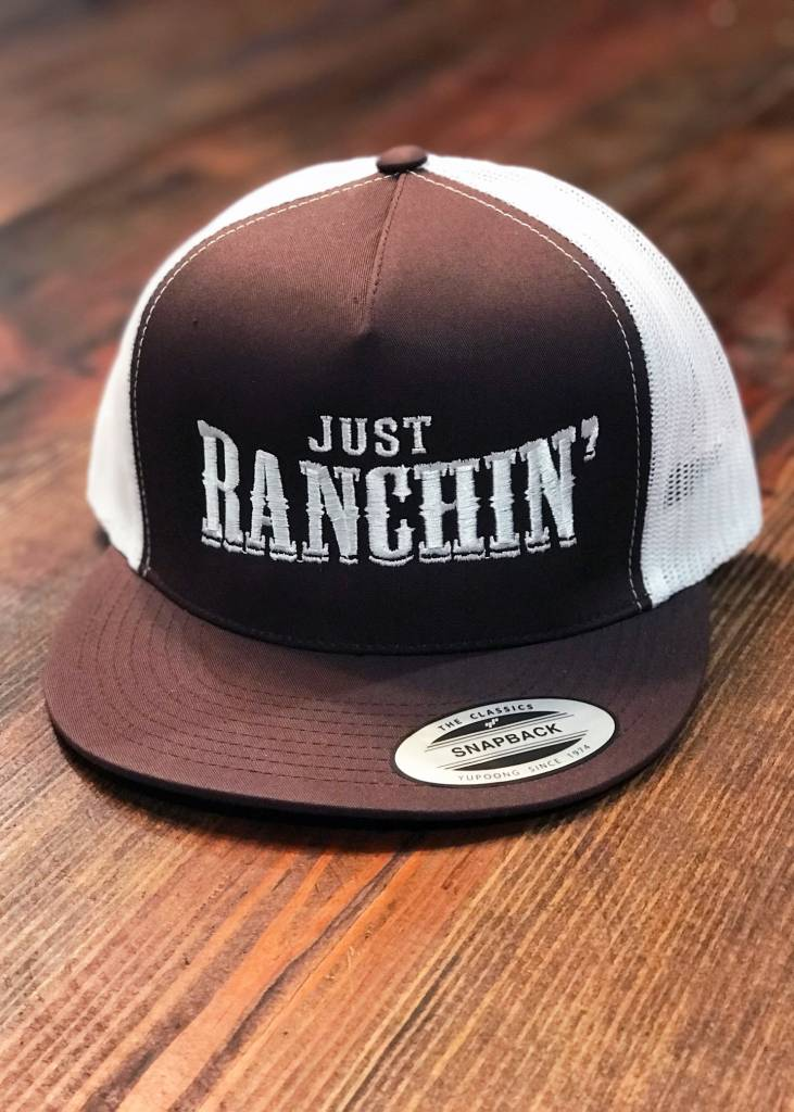 897149c6a Diamond T Outfitters Dale Brisby Just Ranchin' Cap