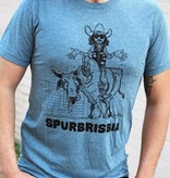 Diamond T Outfitters Dale Brisby Spurbrisbia Tee