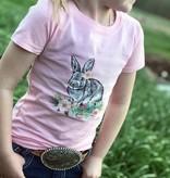 Diamond T Outfitters Bunny Foo Foo Youth Tee