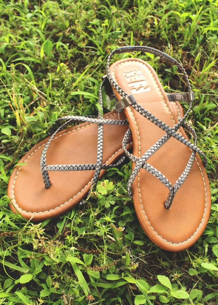 Crossing Over Sandal