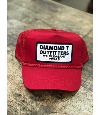 Diamond T Outfitters The Chubb Cap
