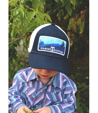 Diamond T Outfitters The Little Blue Horizon